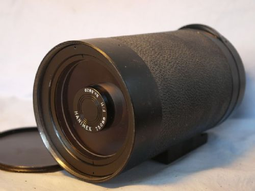 '    750mm SUPERTELE ' M42 T2 Mount 750mm F11 -SOLID CAT- Prime Supertele Lens -WILL FIT ANY CAMERA FILM OR DIGITAL- £119.99